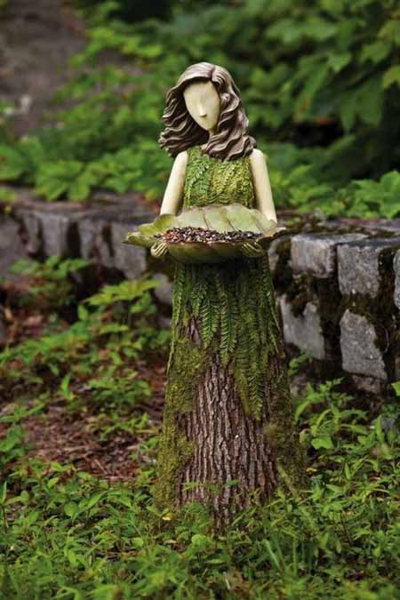Old Tree Stump Ideas (14)