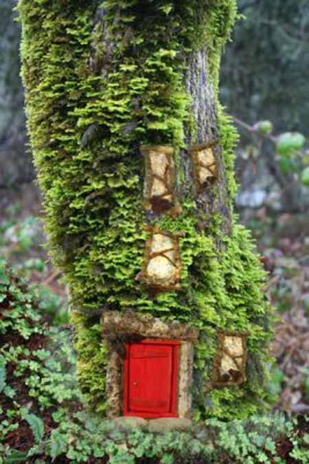 Old Tree Stump Ideas (18)